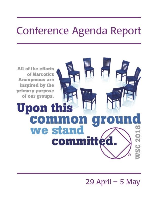WwwSandiegonaOrg   Conference Agenda Report